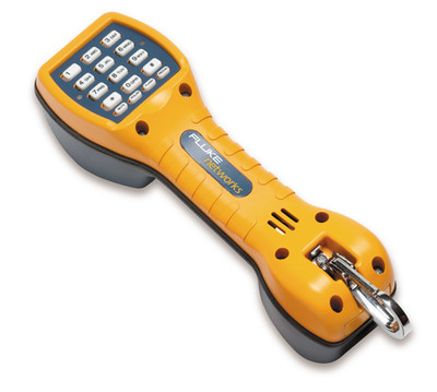 Fluke Networks 30800009 TS30 Test Set, Angled Bed-of-Nails Cord