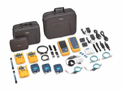 Fluke Networks OFP-CFP-MI OptiFiber Pro & CertiFiber Pro MM Kit