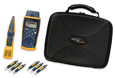 Fluke Networks CIQ-KIT CableIQ Advanced IT Kit
