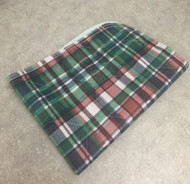 "6 - 18""x24"" Washable PLAID Puppy Pads"