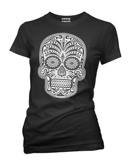 Los Muertos - Tee Shirt Aesop Originals Clothing (Black)