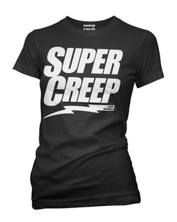 Super Creep - Tee Shirt Aesop Originals Clothing (Black)