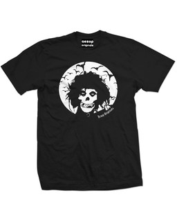 Crimson Scissorhands - Mens Tee Shirt Aesop Originals Clothing (Black)