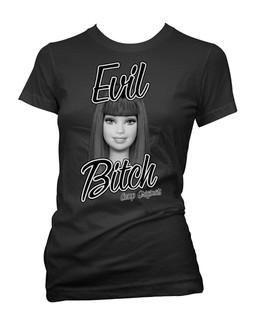 Evil Bitch - Tee Shirt Aesop Originals Clothing (Black)