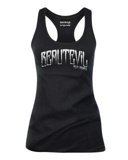 BEAUTEVIL - Tank Top Aesop Originals Clothing (Black)