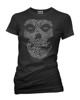 The Unknown Ghost - Tee Shirt Aesop Originals Clothing (Black)
