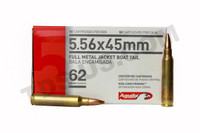 AGUILA 5.56 62GR FMJ - 50 ROUNDS