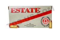 ESTATE RANGE & TARGET .40 S&W 180GR FMJ - 50 ROUNDS