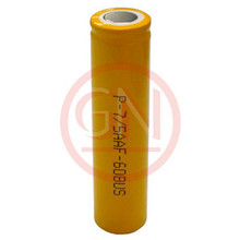 7/5AA Rechargeable Battery Ni-Cd 1300mAh, Flat Top