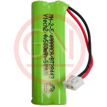 BT28443 2.4V Ni-Mh Phone Battery for Vtech 89-1337-00, BT18443