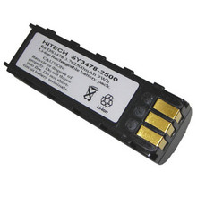 Replaces Symbol 21-62606-01, BTRY-LS34IAB00-00 Barcode Scanner Battery