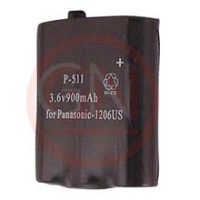 GN-P511 3.6V Ni-Cd Phone Battery for Panasonic P-P511A, P-P511A/B, HHR-P402A, TYPE24, TYPE30,
