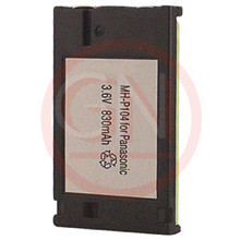 GN-P104 3.6V Ni-Mh Phone Battery for Panasonic TYPE 29, HHR-P104, and HHR-P104a
