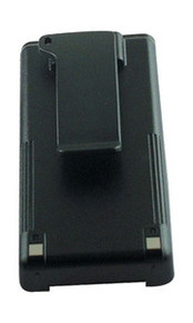 Replaces Icom BP-195 BP-196 2-Way Radio Battery (Ni-Mh, 1850mAh, 9.6V)