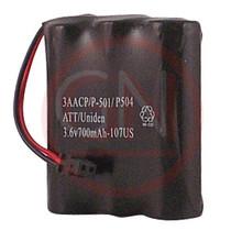 GN-3AACP 3.6V Ni-MH Battery for  Panasonic P-P501A, P-P504PA, HHR-P505A