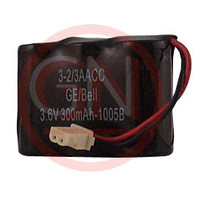 GN-3-1/2AACC 3.6V Ni-Cd Phone Battery for Sony BP-T26