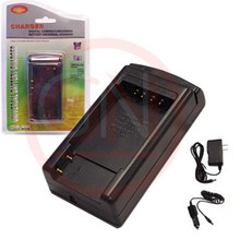 Smart Battery Charger for Canon NB-2L, NB-2LH, NB-2L12, NB-2L14  Batteries