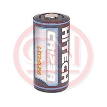 Hitech CR123A Lithium 3V Battery for Cameras, Photo Equipment, Flashlights