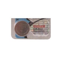 1 Maxell CR2012 Lithium Coin Cell Battery