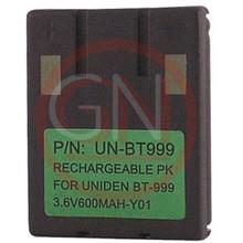 UN-BT999 3.6V Ni-Cd Phone Battery for Uniden BT-999, BBTY0405001
