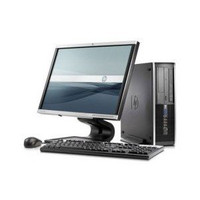 "HP Elite 6000 Desktop with 19"" LCD, Core 2 Duo E8400, 4GB RAM, 160GB HDD, Win 7 Pro, 1 Year Warranty - FREE DELIVERY"