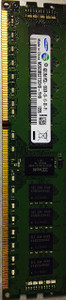 4GB DDR3 10600U REGISTERED ECC RAM