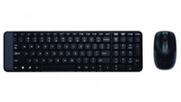 Logitech MK 220 Wireless Keyboard and Mouse Combo
