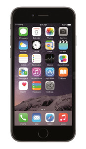 Apple iPhone 6 Plus  [GLD-P4-EXG], 128GB, 4G, 1 Year Warranty - FREE DELIVERY