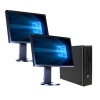 HP ProDesk 600 G1 Dual Display