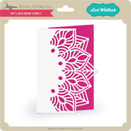 5x7 Lace Edge Card 1