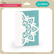 5x7 Lace Edge Card 8