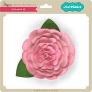 3D Flower 37