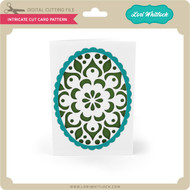 Intricate Cut Card Pattern