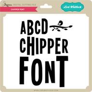 Chipper Font