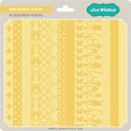 Pattern Fill Set Mod Lemon