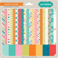 Pattern Fill Set Summer Fun