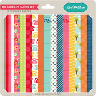Pattern Fill Set The Good Life Set 1