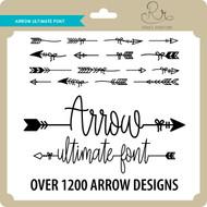 Arrow Ultimate Font