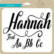Hannah Font
