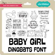 Baby Girl Dingbats