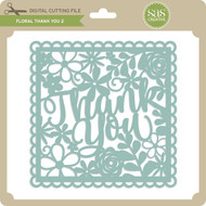 Floral Thank You 2