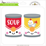So Much Pun -  Soup Cans
