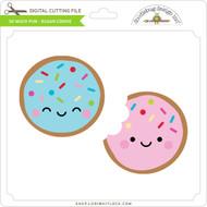 So Much Pun -  Sugar Cookie