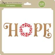 Hope Wording