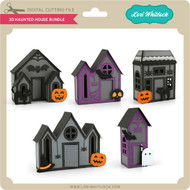 3D Haunted House Bundle
