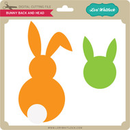 Bunny Back and Head