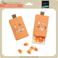 Pumpkin Slider Box