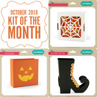2018 October Kit of the Month