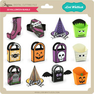 LW 3D Halloween Bundle
