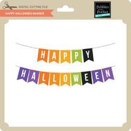 Happy Halloween Banner 2